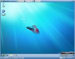 Windows7βデスクトップ画面